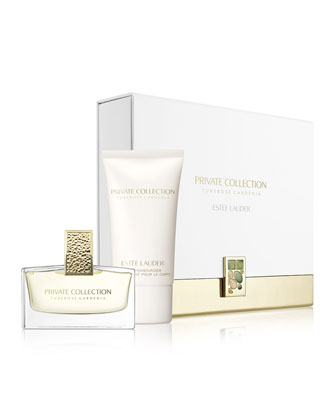 LIMITED EDITION Private Collection Tuberose Gardenia Limited Time Duo