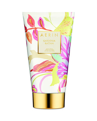 Body Cream, Gardenia Rattan, 150 mL