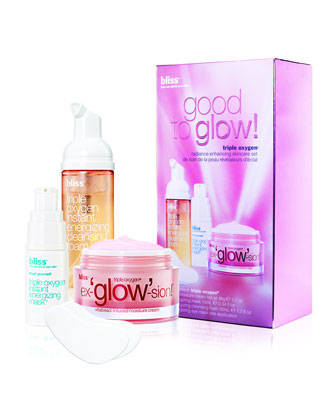 Limited Edition Triple Oxygen Glow-getter Value Set