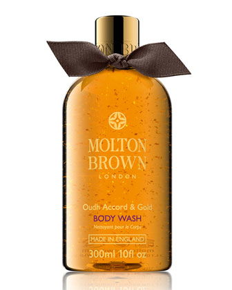 Oudh Accord & Gold Body Wash, 10 oz.
