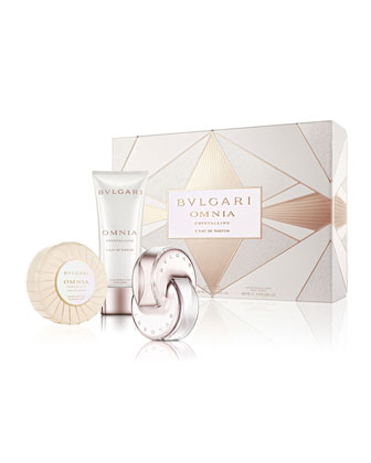 Crystalline Eau de Parfum Premium Set