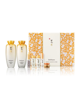 LIMITED EDITION Sulwhasoo Essential Set