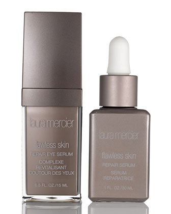 LIMITED EDITION Flawless Skin Repair Serum Duet For Face & Eyes