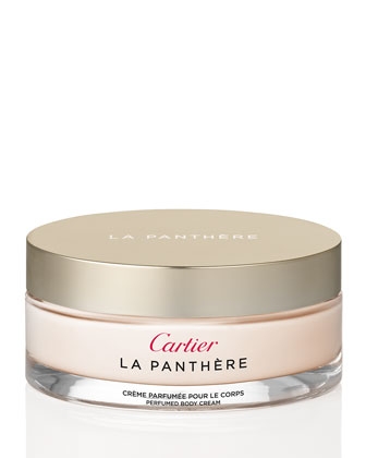 La Panthere Body Cream, 6.7 oz.