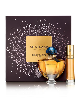 Shalimar Holiday Eau de Parfum Set