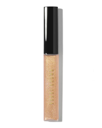 LIMITED EDITION Glitter Lip Gloss, Gold, 7 mL