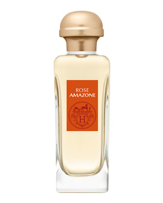 Herm??s Rose Amazone Eau de Toilette Spray, 100 mL