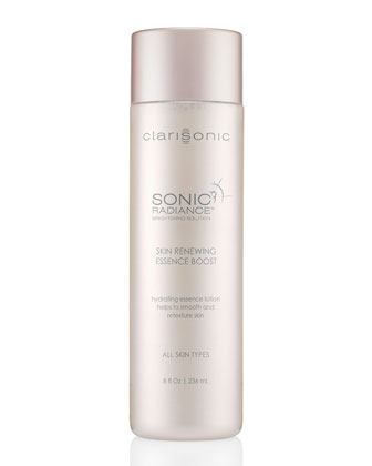 Sonic Radiance Skin Renewing Essence Boost, 8 oz.