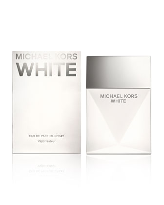 Michael Kors White Eau de Parfum Spray, 3.4 oz.