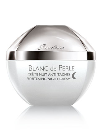 Blanc de Pearl Night Cream, 50 mL