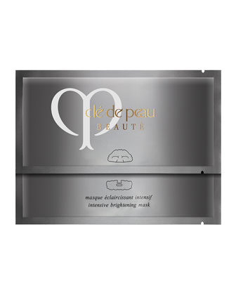 Intensive Brightening Mask Set, 6 ct.