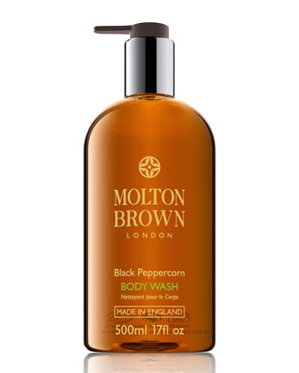 Black Peppercorn Body Wash, 500 mL