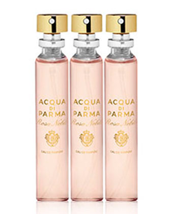Acqua Nobile Rosa Purse Spray Refill, 3 X 0.68 oz.