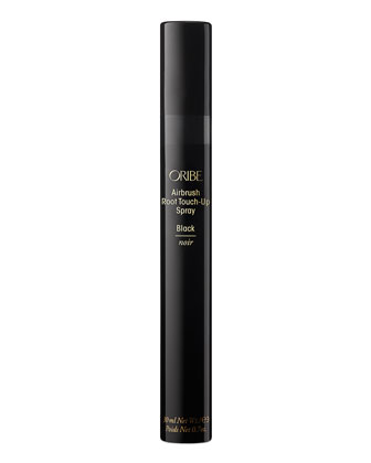 Airbush Root Touch-Up Spray, Black, 1 oz.