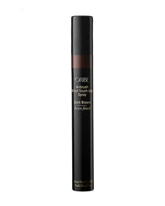 Airbrush Root Touch-Up Spray, Dark Brown, 1 oz.