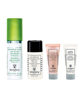 Limited Edition Botanical D-Tox Detoxifying Discovery Program