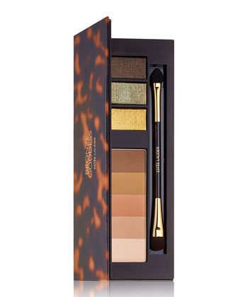 Limited Edition Bronze Goddess Shimmering Nudes Eye Shadow Palette