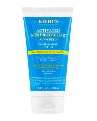 Activated Sun Protector SPF 30, 5 oz.