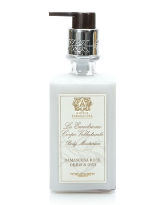 Damascena Rose, Orris & Oud Body Moisturizer, 10 oz.