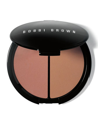 LIMITED EDITION Face & Body Bronzing Duo - Sandy Nudes Collection