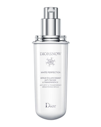 Diorsnow White Perfection Anti-Spot & Transparency Brightening Serum ...