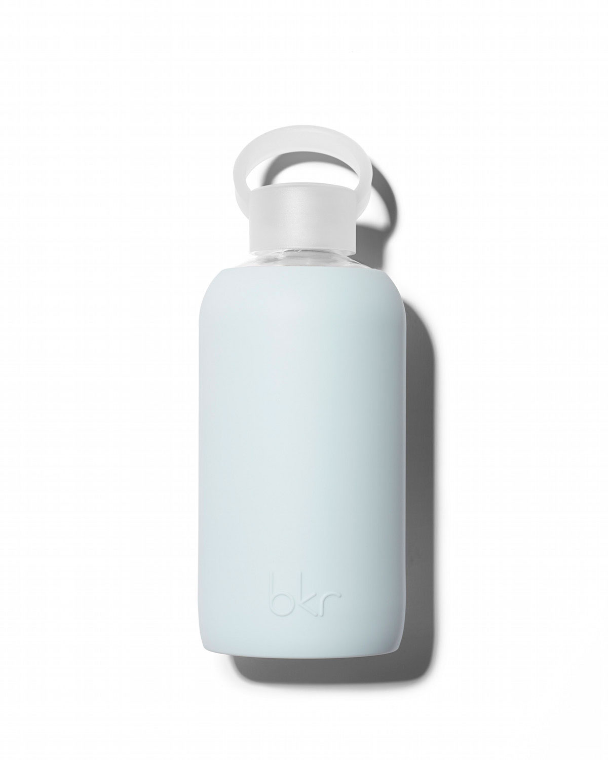Glass Water Bottle, Wren, 500 mL - bkr