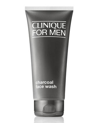 Clinique for Men Charcoal Face Wash, 6.7 oz.
