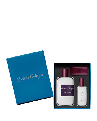 Engravable Silver Iris Ecrin Absolue, 200 mL with complimentary 30 mL