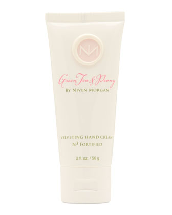 Green Tea & Peony Travel Hand Cream, 2 oz.