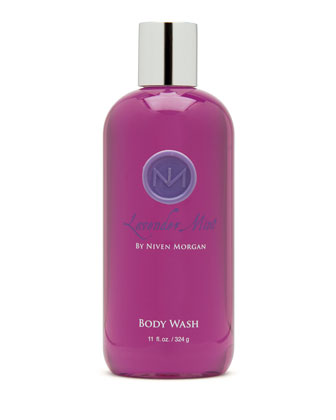 Lavender Mint Body Wash, 11 oz.