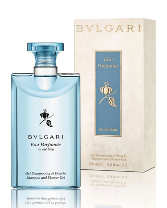 Eau Parfum??e Au Th?? Bleu Shampoo and Shower Gel, 6.8 oz.