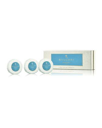 Eau Parfumée Au Thé Bleu Soap Set, 3 X 150g