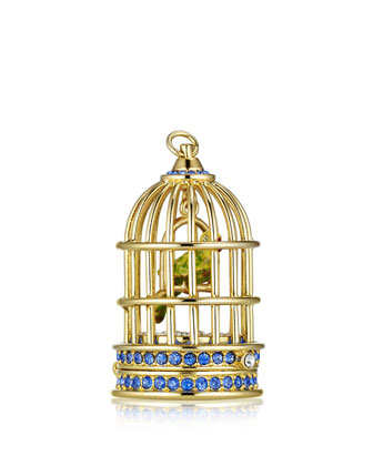 Limited Edition Private Collection Tuberose Gardenia Gilded Birdcage Solid ...