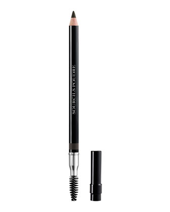 Sourcils Poudre Powder Eyebrow Pencil with Brush & Sharpener