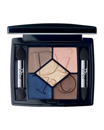 Limited Edition 5 Couleurs Eyeshadow Palette - Cosmopolite Collection