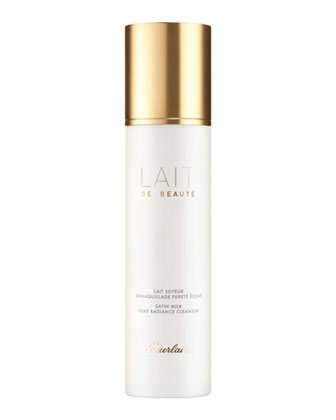 Lait de Beauté Cleansing Milk, 6.7 oz.