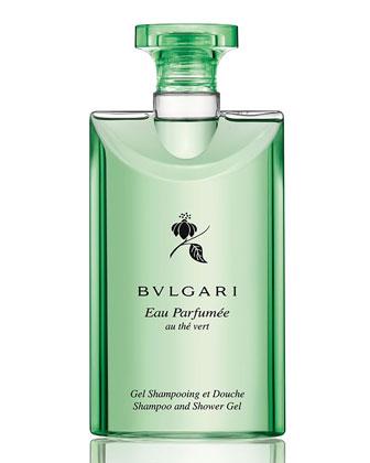 Eau Parfumée Au Thé Vert Bath and Shower Gel, 6.8 fl. oz. ...