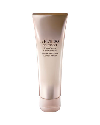 Benefiance Extra Creamy Cleansing Foam