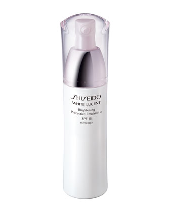 White Lucent Brightening Protective Emulsion SPF 18, 2.5 oz.