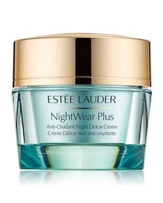 NightWear Plus Anti-Oxidant Night Detox Cr??me, 1.7 oz.