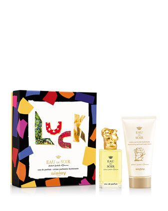 Limited Edition Eau du Soir Luck Set, 3.4 oz.