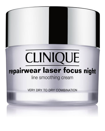 Repairwear Laser Focus Night Line Smoothing Cream - Very Dry to Dry ...