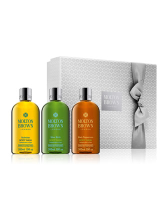 Signature Washes Gift Set for Him ($90 Value)