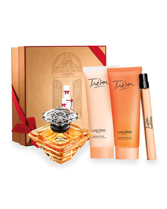 Limited Edition Tr??sor Passions Holiday 2015 Set ($125 Value)