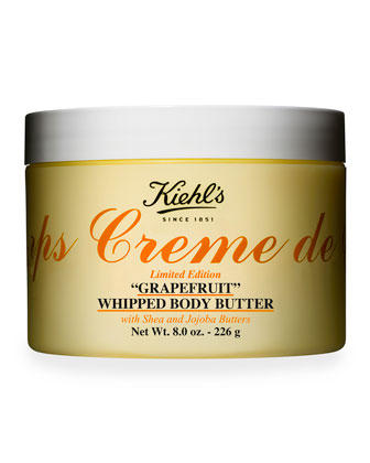 Limited Edition Cr??me de Corps Whipped Body Butter, Grapefruit, 8.0 oz.