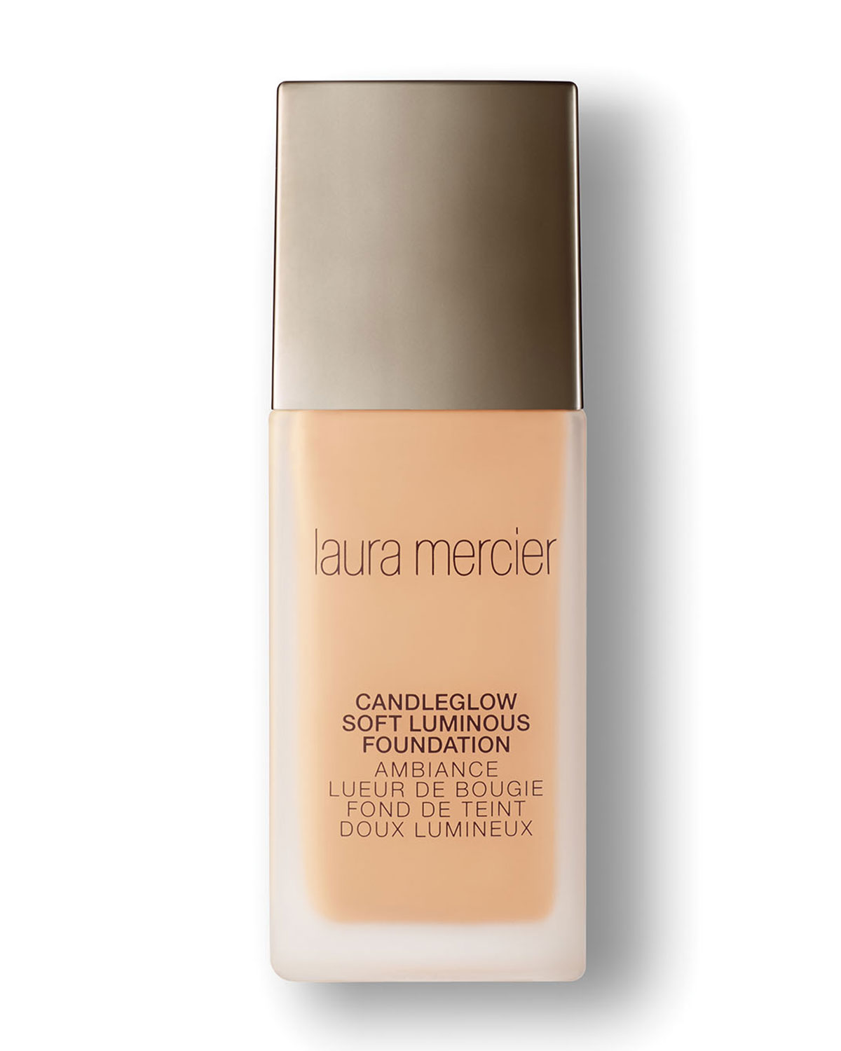Candleglow Soft Luminous Foundation, 1.0 oz, Praline - Laura Mercier