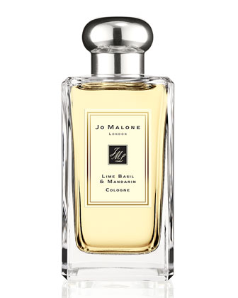 Lime Basil & Mandarin Cologne, 3.4 oz.