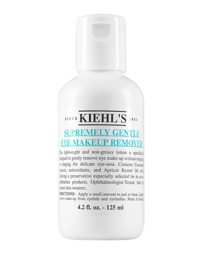 Kiehl's Since 1851 Supremely Gentle Eye Make-Up Remover <b>NM Beauty Award Finalist 2012!</b>