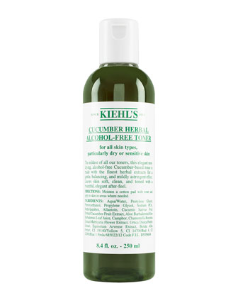 Cucumber Herbal Toner, 8.4oz