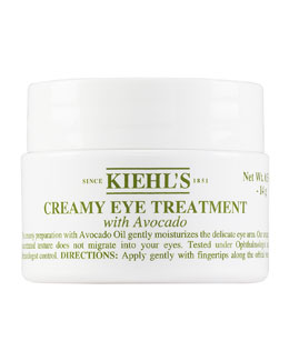 Kiehl's Since 1851 Creamy Eye Treatment with Avocado, 0.5 oz <b>NM Beauty Award Finalist 2014</b>